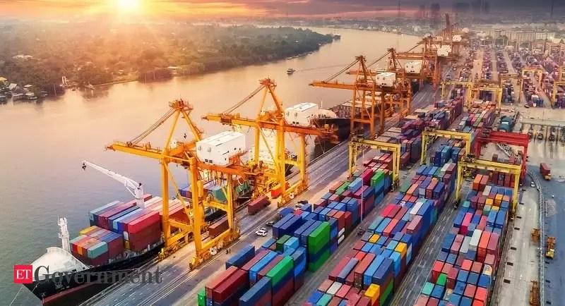 भारत निर्यात को बढ़ावा देने के लिए कंटेनरों का निर्माण करने के लिए तैयार है – ईटी सरकार
