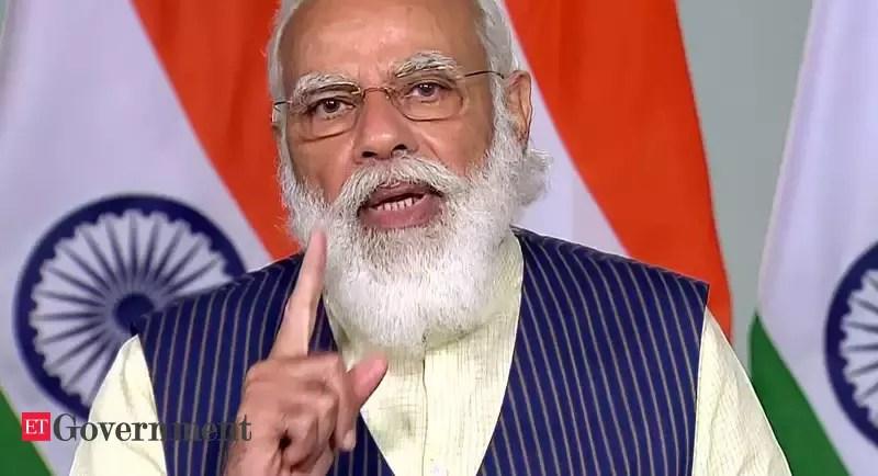 भारत की सौर पहल में कई राष्ट्र शामिल हुए हैं: पीएम मोदी – ईटी सरकार