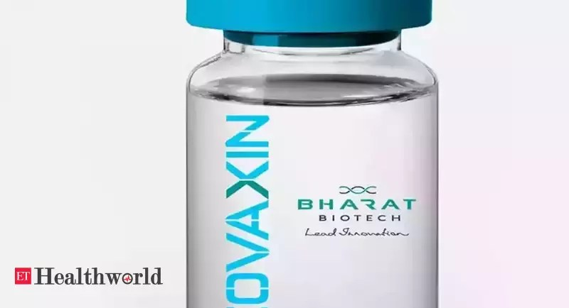 Bharat Biotech seeks DCGI's nod to extend shelf life of Covaxin – ET HealthWorld