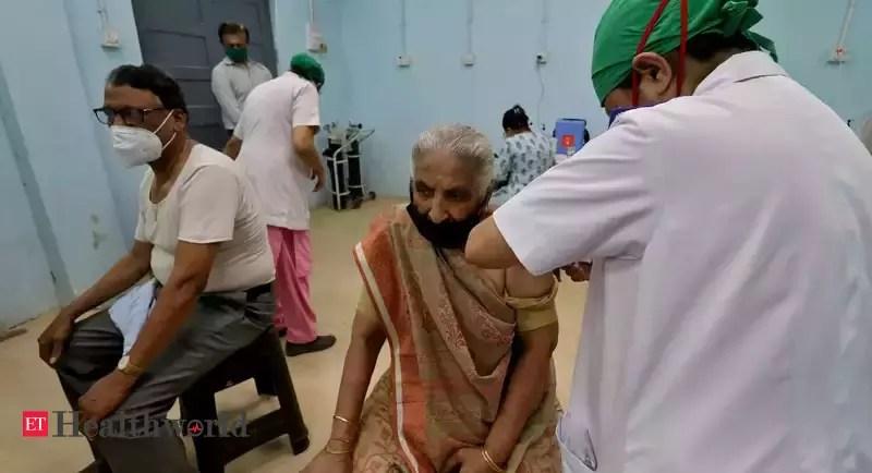 Total Covid-19 vaccination across India crosses 15 crore mark – ET HealthWorld