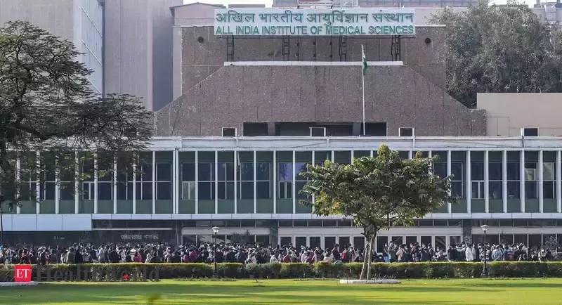 AIIMS Delhi to start screening children for Covaxin trials from Monday – ET HealthWorld