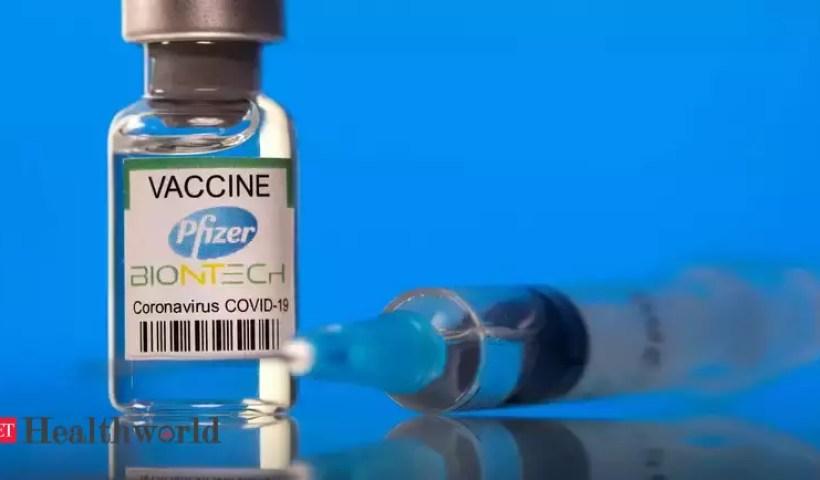 Thailand books 20 million doses of Pfizer-BioNTech Covid-19 vaccines – ET HealthWorld