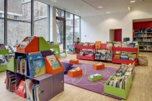 Bibliothèque Louise Michel