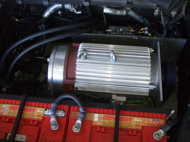 Diy Electric Car Forums Gt Ev Conversions And Builds Gt Electric Motors
