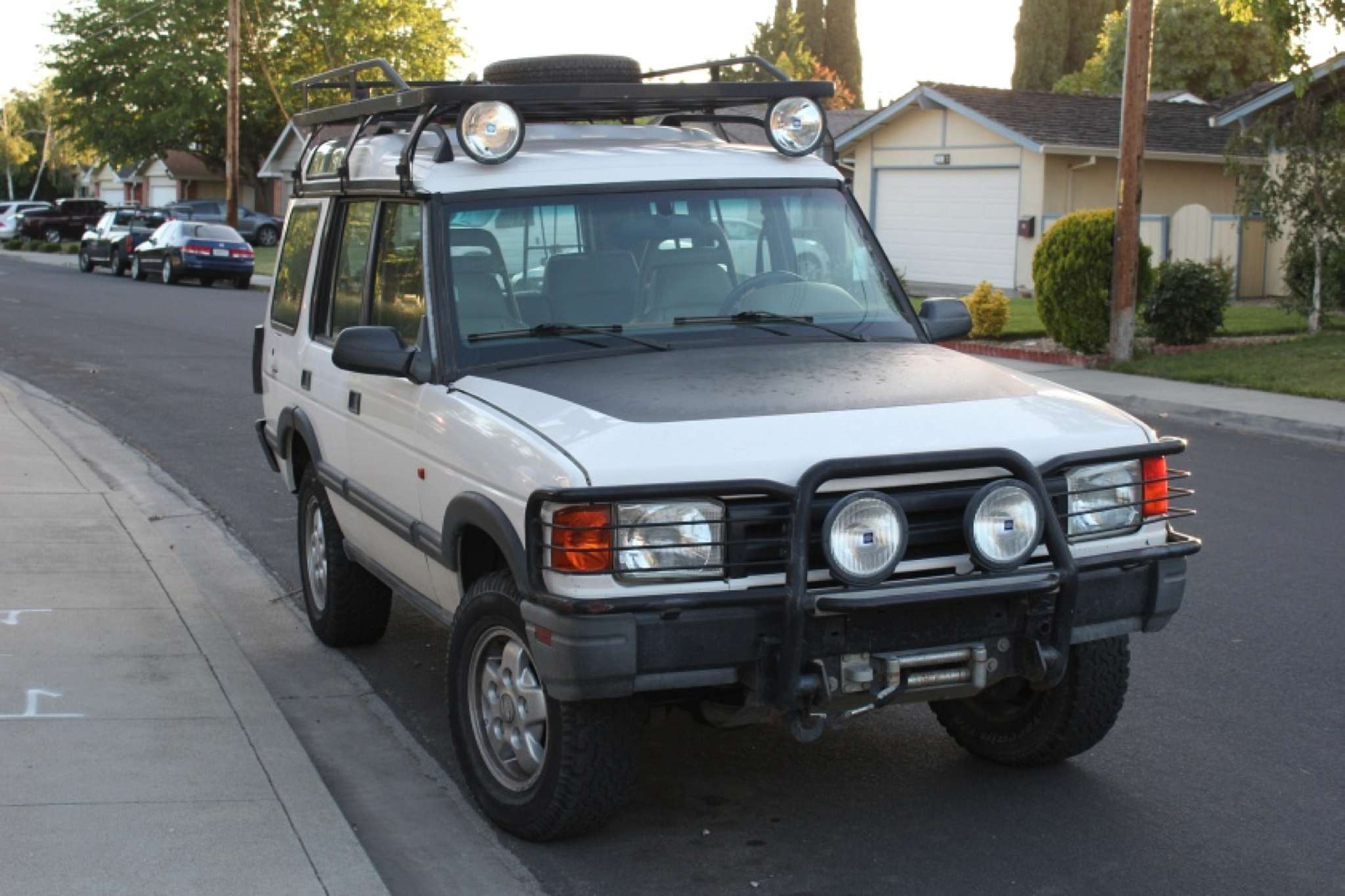 1996 Land Rover Discovery for Sale now Sold