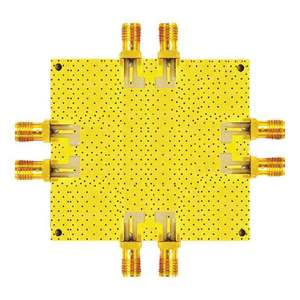Monopulse Comparator Bonded – Yellow Color