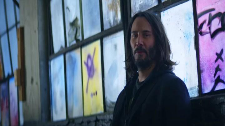 NOVO COMERCIAL DE CYBERPUNK 2077 COM KEANU REEVES FOI LANÇADO