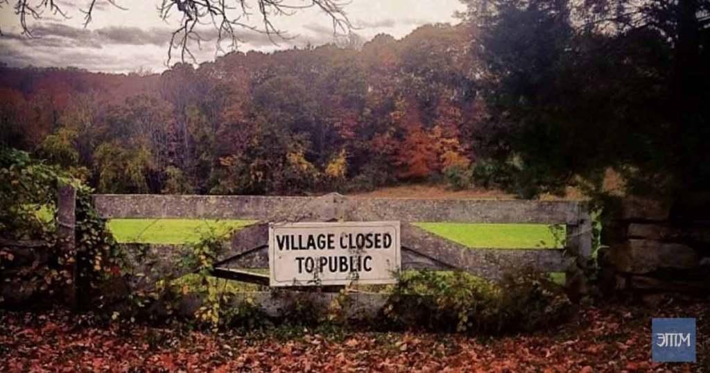 Деревня проклятых. Этот таинственный мир