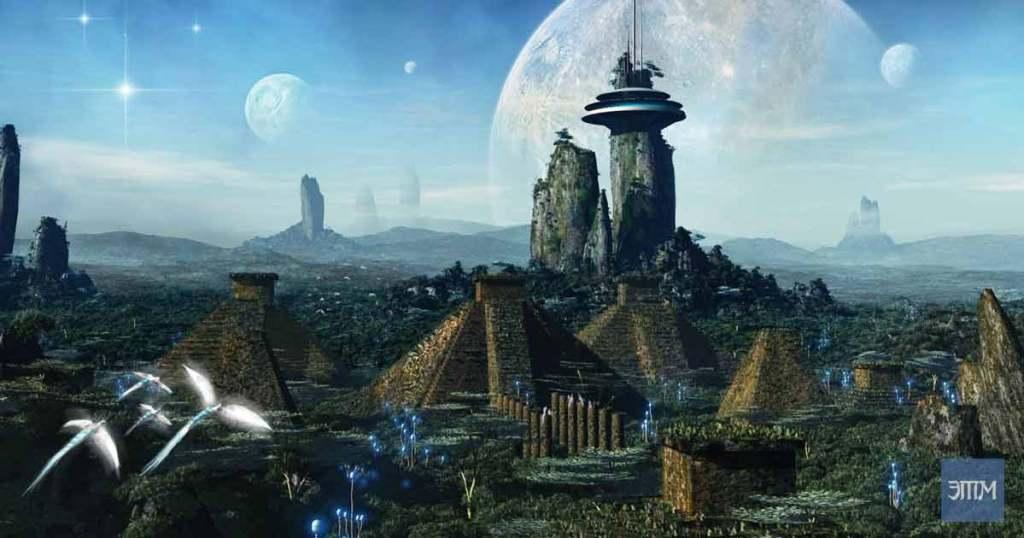 Загадки древности. Этот таинственный мир