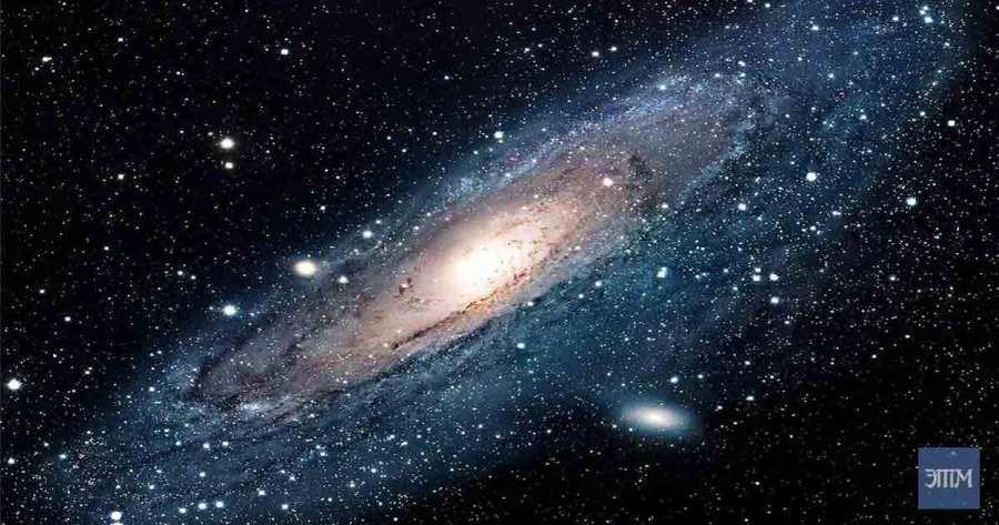 Космос. Этот таинственный мир