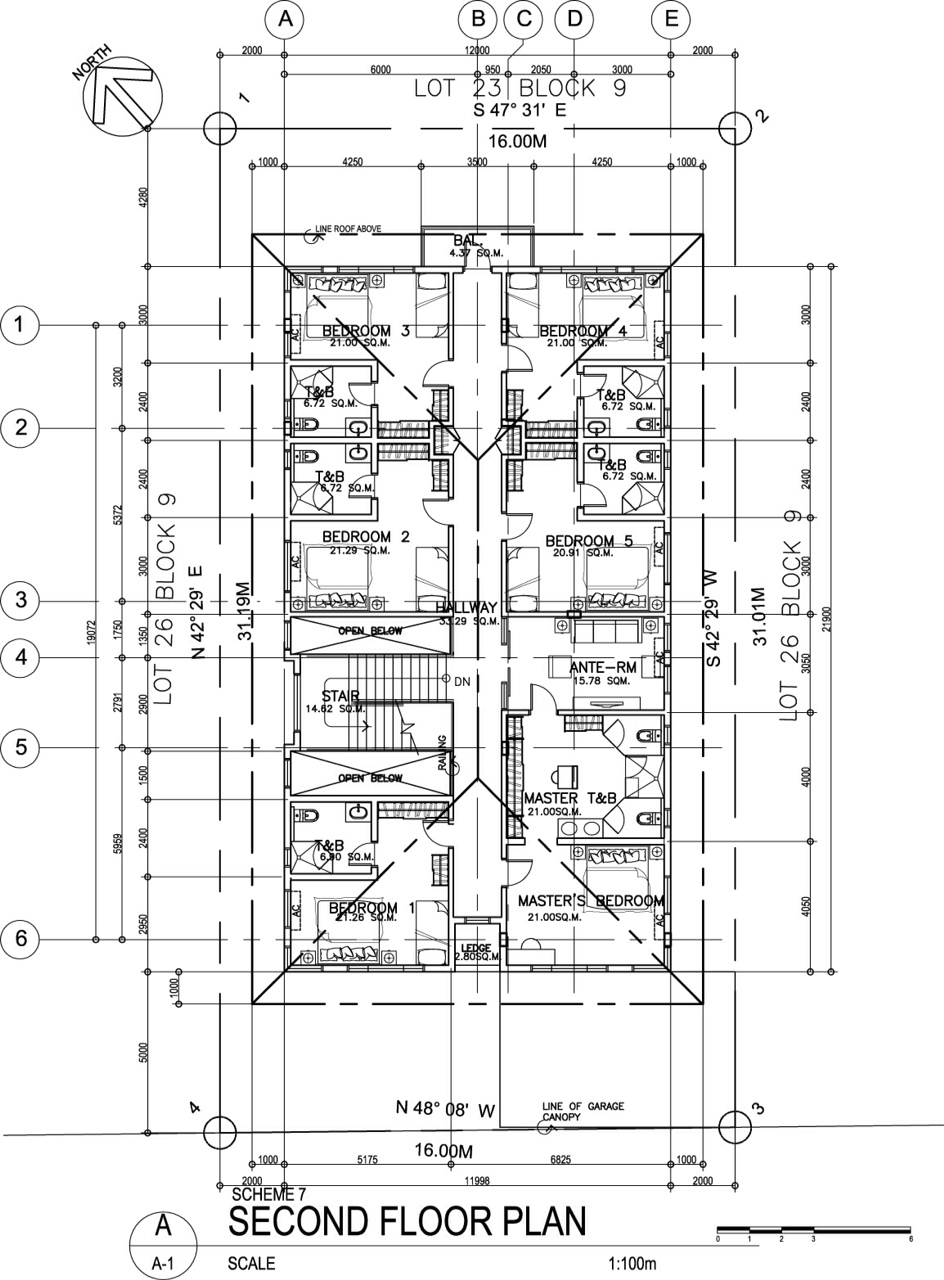 2 Story House Plumbing Diagram