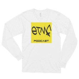 ETMF Podcast Long Sleeve T-shirt