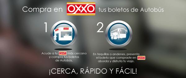 Compra tus Boletos de Autobús de ETN Turistar Lujo en OXXO