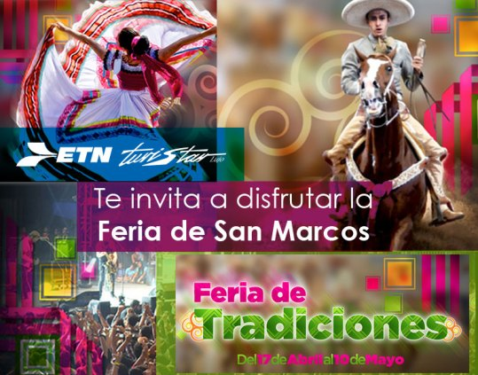 ETN Feria de San Marcos
