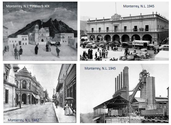 Monterrey en la historia