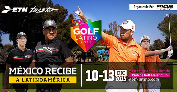 Copa Golf Latino 2015