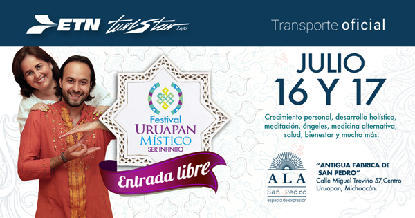 Boletos de Autobús a Morelia/ETN Turistar lujo