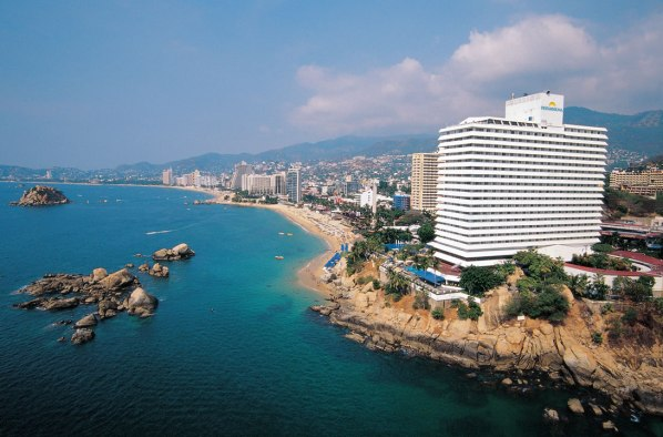Acapulco, uno de los destinos turísticos más atractivos de México 0