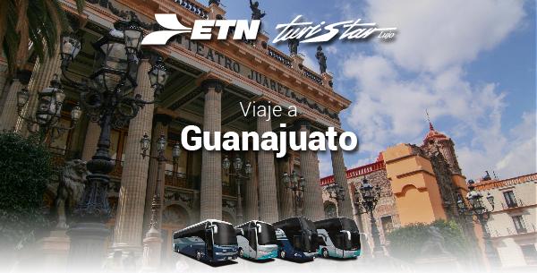 Autobuses a Guanajuato