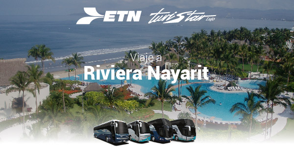 Viaja a La Riviera Nayarit
