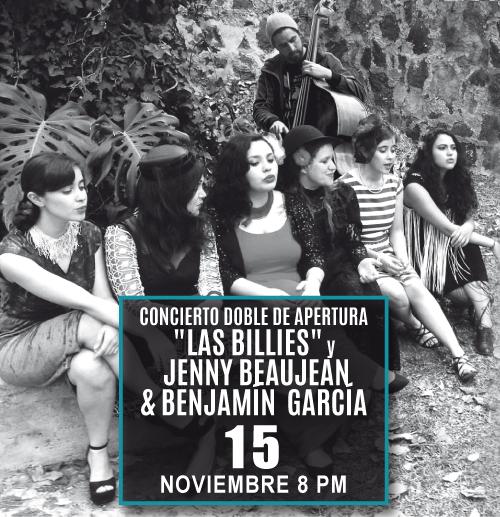 Festival de Jazz San Miguel de Allende 1