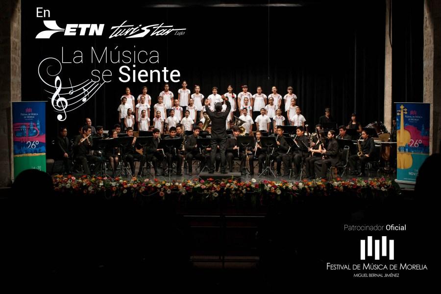 Festival de Musica de Morelia 1