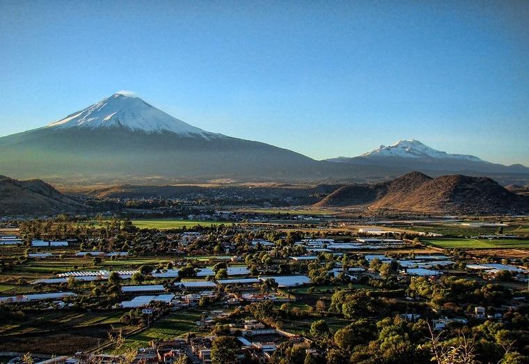 Puebla la ciudad de los angeles. Destino de ETN Turistar 2