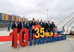Fraport Twin Star celebrates 35th million passenger at Bulgarian twin airports