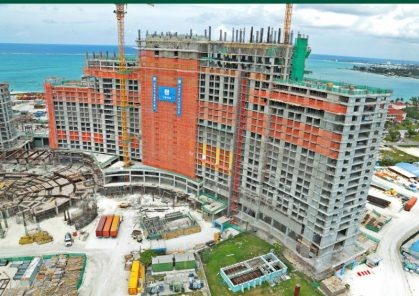 Opening Baha Mar: Another step closer