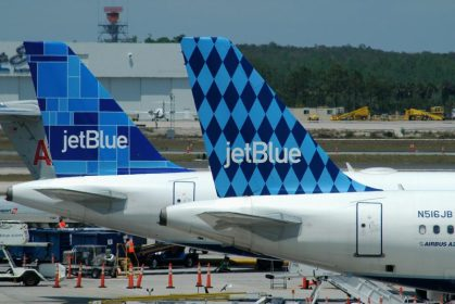 JetBlue Airways reports September traffic