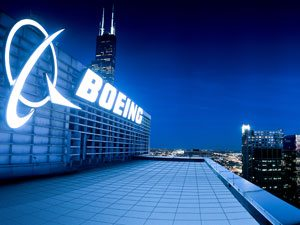 Boeing names new VP of Sales and Marketing