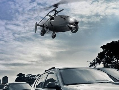 North America's first ever Flying Car School opens