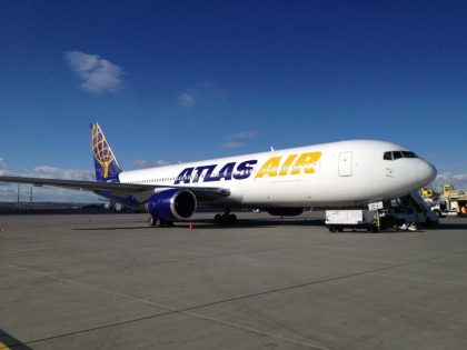 Boeing, Atlas Air announce deal for 767 passenger to freighter conversions