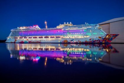 Genting Dream set to 'light up' Asia's skylines