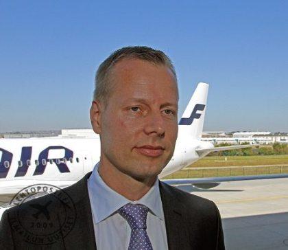 Ville Iho leaves Finnair