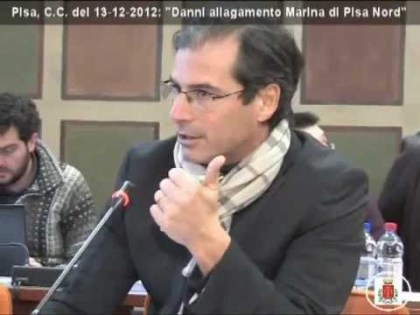 Movie star or tourism minister? Go to Pisa for the answer