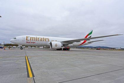 Emirates SkyCargo launches freighter service to Oslo
