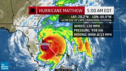 Hurricane Matthew: Will it devastate Florida today?
