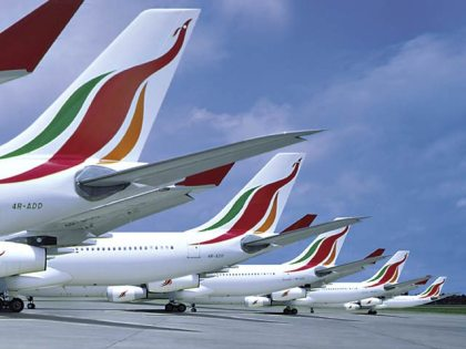 SriLankan Airlines wins Leading International Airline title