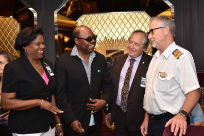 Tourism Minister: World's largest cruise ship's crew will promote Jamaica