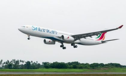 London to become SriLankan Airlines' gateway to Europe