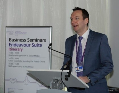 Over 200 small businesses bid to join Heathrow's supply chain