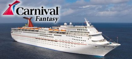 Carnival Fantasy arrives to its new homeport