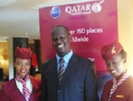 Qatar Airways celebrates five years in Uganda
