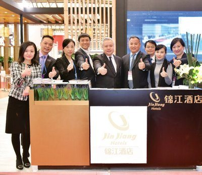 Jin Jiang International Hotels' Double Booths at CITM Accelerate Development of Diversified Brands