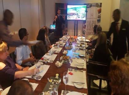 Seychelles destination training workshops in Brazil: A success