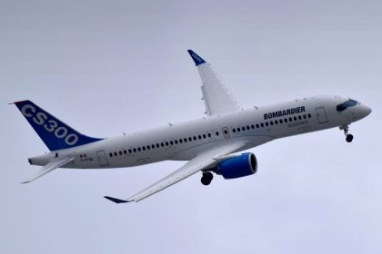 First Bombardier C-Series sale goes to Tanzania