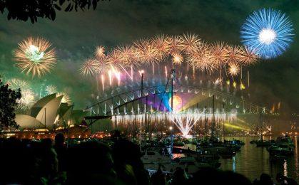 World-famous New Year's Eve Fireworks Set To Light Up Sydney