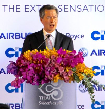 THAI flies smooth as silk into reduced losses