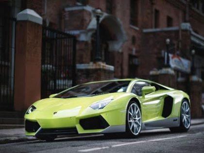 """Lamborghini Aventador """"Miura Homage"""" debuted in Hong Kong"""